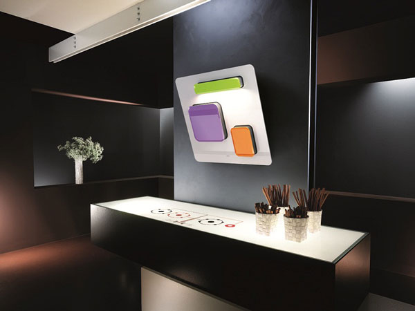 Необычные вытяжки от elica design center u my kitchen s world
